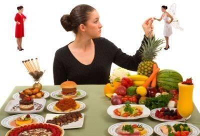 Faire les bons choix alimentaires