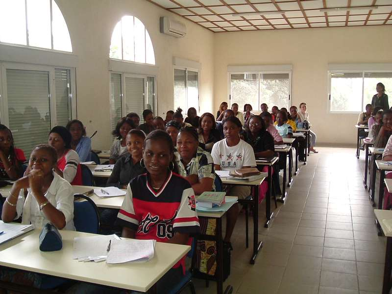 formation Servirplus Congo
